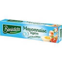 Mayonnaise légère, goût fin et délicat