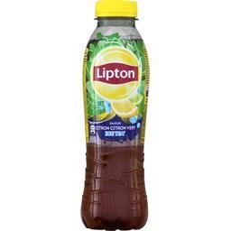 Lipton Ice Tea - Boisson saveur citron citron vert la bouteille de 50 cl