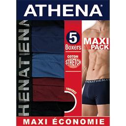 Boxers coton stretch T4