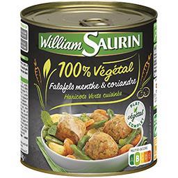 100% Végétal - Falafels menthe & coriandre