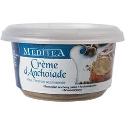 Crème d'anchoiade pot 100g