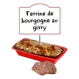 Terrine Bourgogne au Givry