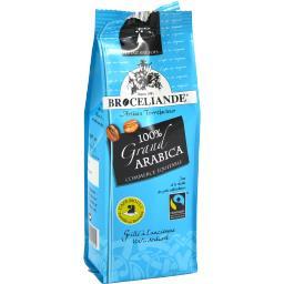 Café moulu 100% grand arabica