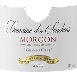 """Morgon """"Grand Cras"""" - Domaine des Souchons vin Rouge 2016"""