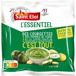 L'Essentiel - Purée de courgettes et pommes de terre