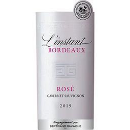 L'Instant Bordeaux, vin rosé