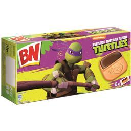 Biscuits Turtles au chocolat au lait