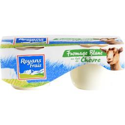 Fromage blanc au lait de chèvre
