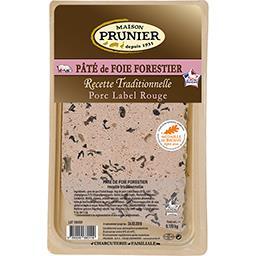Pâté de foie Forestier, recette à l'ancienne