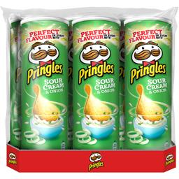 Pringles Biscuits apéritif Sour Cream & Onion