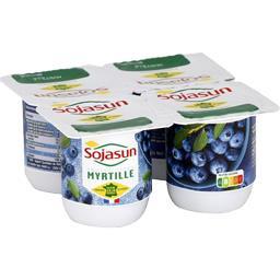 Fruits Mixés - Dessert végétal myrtille