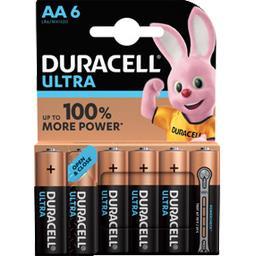 Ultra Power - Piles alcaline 1,5V AA LR6