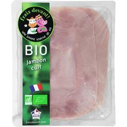 Jambon cuit BIO