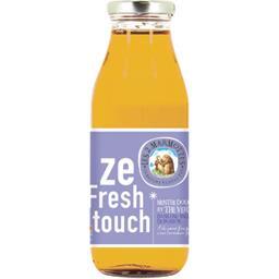 Les 2 marmottes Ze Fresh Touch - Boisson menthe douce et thé vert et... la bouteille de 50 cl