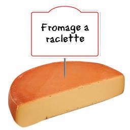 Raclette au lait cru