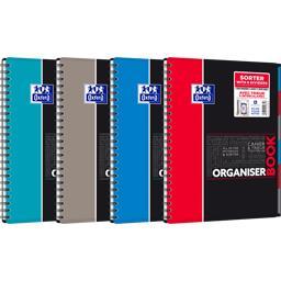 Organiser book a4
