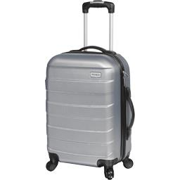 Valise Trolley Brava 61 cm ABS gris