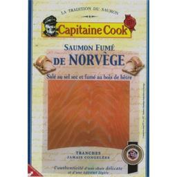 Saumon fume norvegien 6 tranches