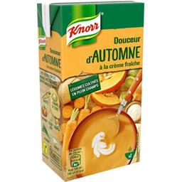 Knorr Douceur d'automne à la crème fraîche