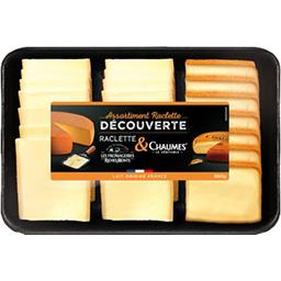 Assortiment Raclette & Chaumes