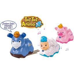 Tut Tut Animo - Coffret Trio ferme