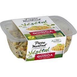 Salade de quinoa Végétal aux légumes