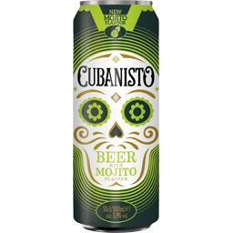 Bière saveur Mojito