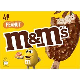 M&M's Glace chocolat cacahuète