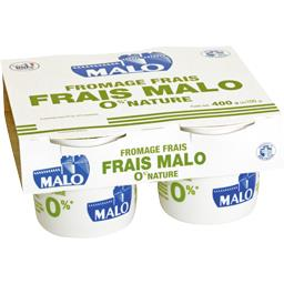 Fromage frais 0% MG