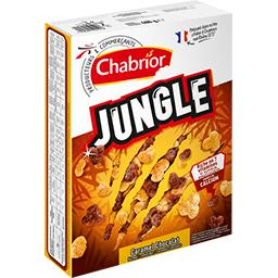 Céréales Jungle caramel chocolat
