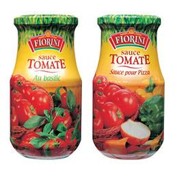 Sauce Pizza & Sauce Tomate Basilic