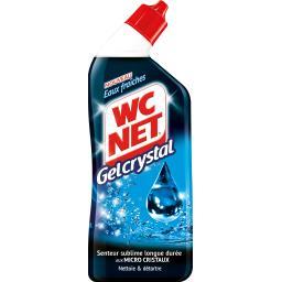 Gel WC Gelcrystal, eaux fraîches