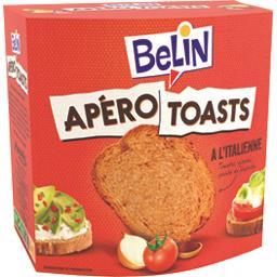 Apéro Toasts - Toasts à l'Italienne
