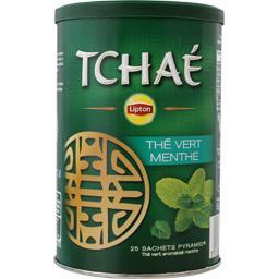 Tchaé - Thé vert menthe