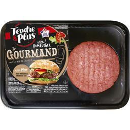 Idée Hamburger - Hachés Le Gourmand
