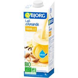 Bjorg Lait d'amande vanille BIO
