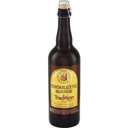 Bière Triple artisanale blonde