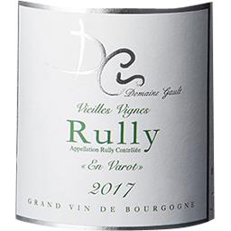 Rully Domaine Gault vin Blanc sec 2016