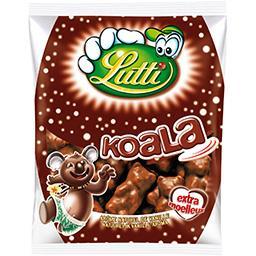 Bonbons guimauve Koala chocolat lait