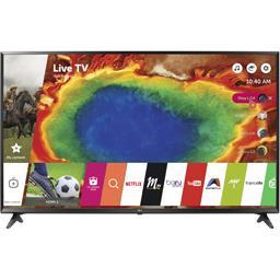 Téléviseur 4K UHD LG 49 UJ630V