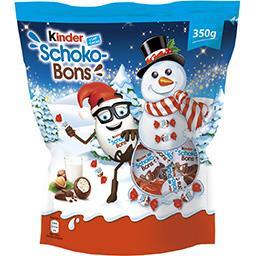 Kinder Schoko-Bons - Bonbons de chocolat fourrés lait et no...