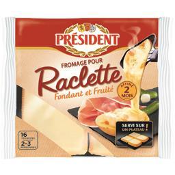 Fromage pour raclette fondant et fruité