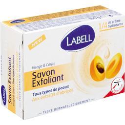 Savon exfoliant tous types de peaux, visage & corps