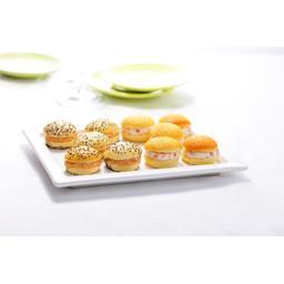 Mini brioches 2 variétés