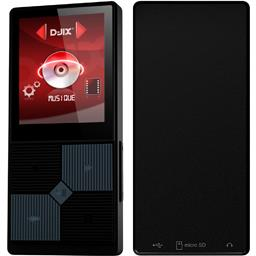 Lecteur multimedia M320 8GO BT FM noir