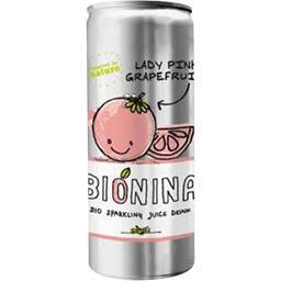 Soda pamplemousse rose BIO