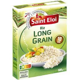 Riz long grain 10 min