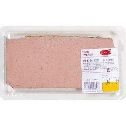 Crème de foie