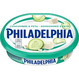 Philadelphia Spécialité fromagère concombre & feta