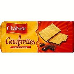 Gaufrette Croustilles chocolat fondant